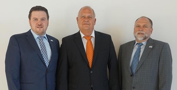 Hendrik Freund, Horst Klumb, Volker Eckhardt